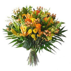 Bouquet alchimie