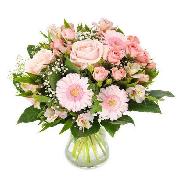 Bouquet de fleurs Bienveillance