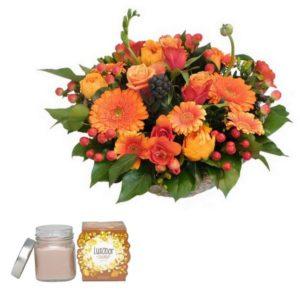 Duo Parfum Coco - Livraison de fleurs