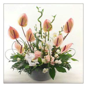 L'arrangement Marijke - Livraison de fleurs