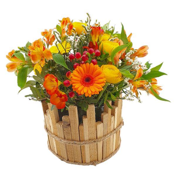 Le Bouquet légèreté d'autrefois