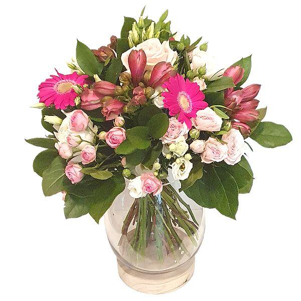 Bouquet de fleurs Une attention