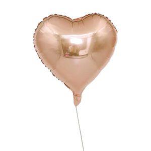 Un Ballon cuivre/rose