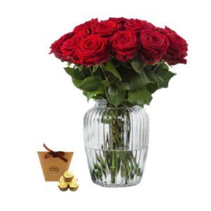Trio - Rose Rouge