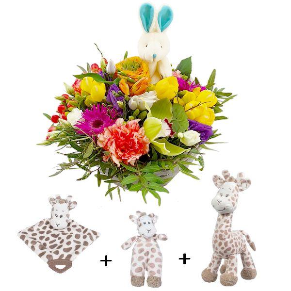 Coffret Bienvenue Girafe