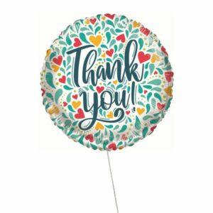 Ballon Thank you