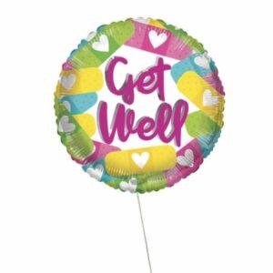 Ballon Get Well