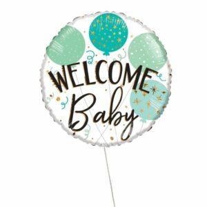 Ballon Welcome Baby